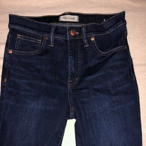 Madewell jeans - BRAND NEW